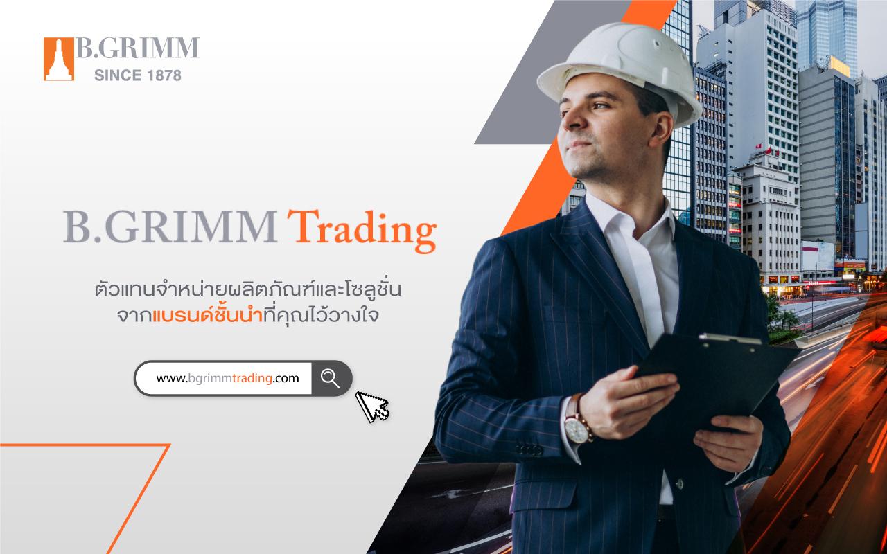 Bgrimmtrading website launch
