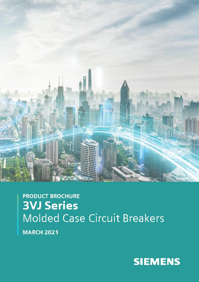 cover catalog 3vj Series MCCB