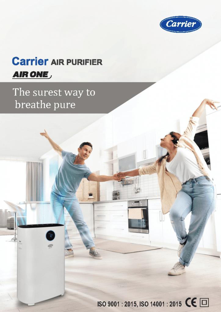 Carrier Air purifier