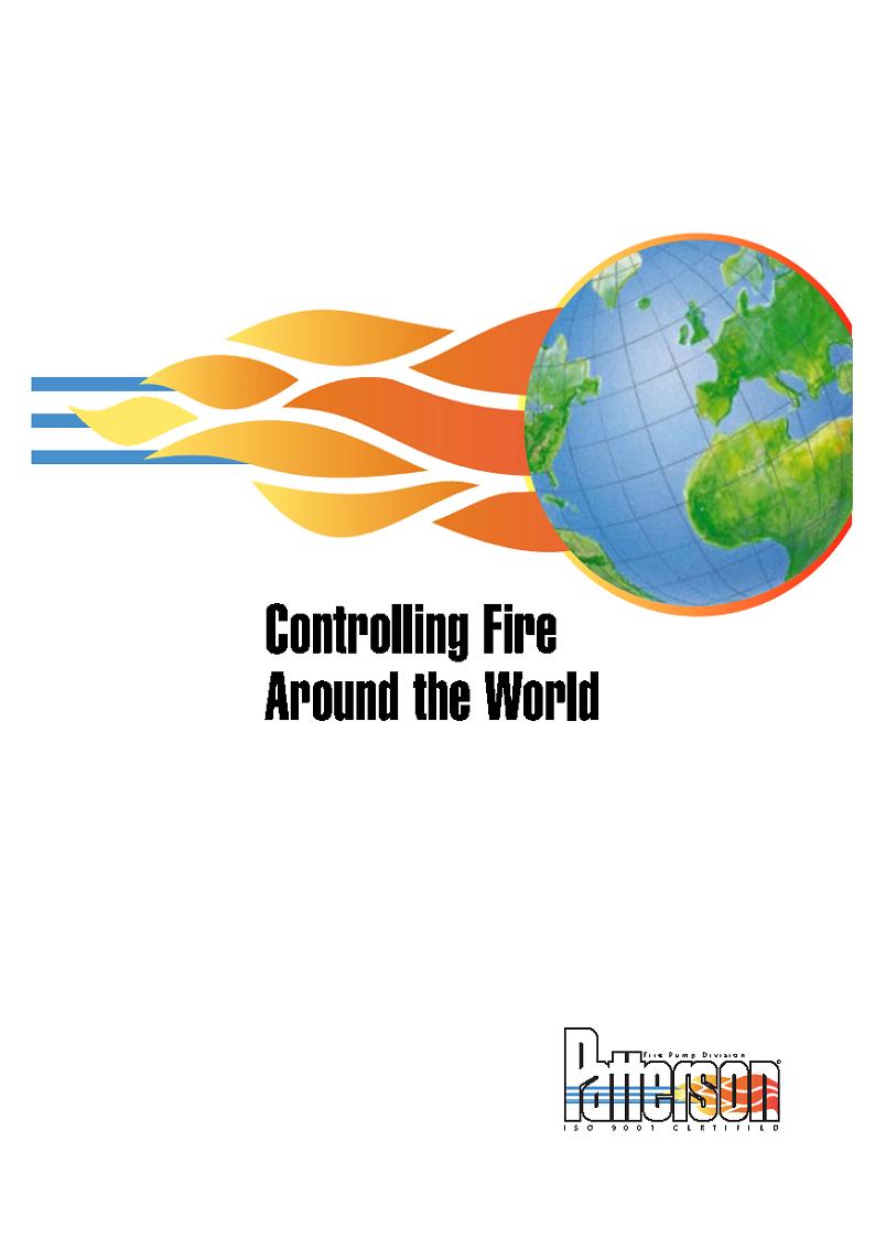 Patterson -FireAroundTheWorld