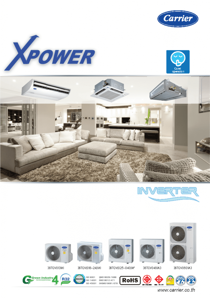 Carrier Xpower R32